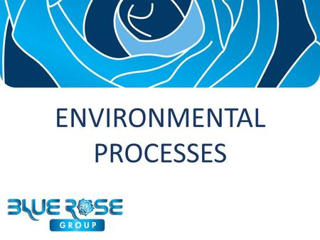 ENVIRONMENTAL PROCESSES. NATIONAL ENVIRONMENTAL MANAGEMENT ACT, 1998 PROCESS FOR SCOPING AND ENVIRONMENTAL IMPACT ASSESSMENT Applicant Activities Public.