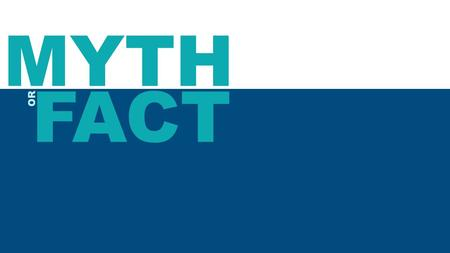 FACT OR MYTH. A history of gonorrhea or chlamydia is a contraindication to an IUD MYTH.