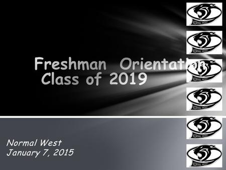Normal West January 7, 2015. Graduation Requirements English4.0 credits Math3.0 credits Algebra 1 Science 2.0 credits Social Science2.0 credits US History/Constitution.