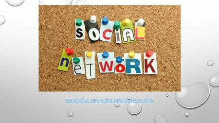 The Social Network Revolution 2015