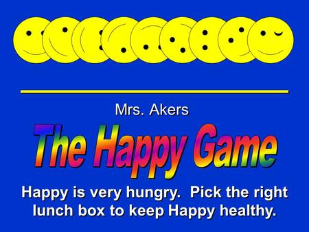 happy is very hungry pick the right lunch box to keep