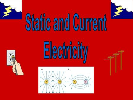 Electrostatics the study of electrical charges at rest Electrodynamics the study of electrical charges in motion opposite Two opposite types of charge.