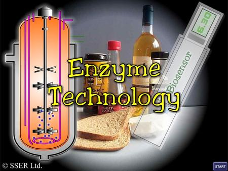 © SSER Ltd.. Enzymes are used in industrial processes and as analytical reagents in medicine Immobilisation of enzymes is an important technique used.