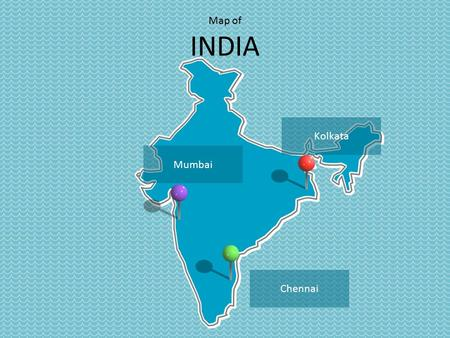 india map ppt template - 1c your name air mail template your name ppt download