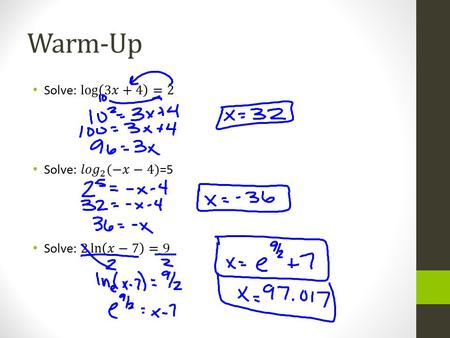 Warm-Up. Homework Questions Rational Functions Day 2 With Limits.