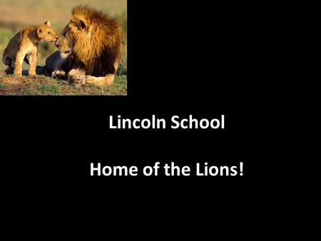 Lincoln School Home of the Lions!. 1.7 years in the EVSC 2.7 years at Harrison 3.1 st year as eLearning Coach Miss Stephens.