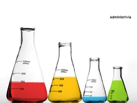 Welcome to Chemistry GT Administrivia Teacher: Ms. Ose Room: 203.