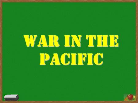 War in the Pacific. Battle of Coral Sea  Following bombing of Tokyo  Americans and Australians  Planes taking off attack ships  Stop Japanese.