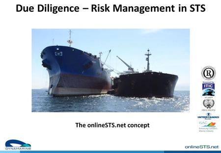 Due Diligence – Risk Management in STS The onlineSTS.net concept.