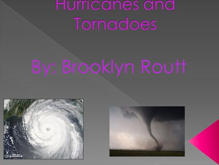 A hurricane is a huge storm. It can be up to 6oo miles across and have strong winds spiraling inward and upward at speeds up to 75 to 200 miles.