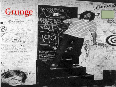 Grunge. Grunge is a genre that combined many styles of earlier rock. Grunge became popular in the 80's and 90's and ended up dying out in the end of the.