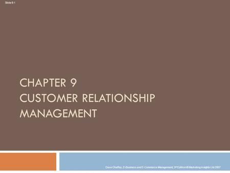 relationship marketing and customer relationship management 2nd edition pdf