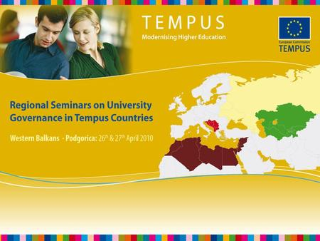 "0 Changes in University Governance in Austria: a Ministry Perspective ""Tempus Regional Seminar on University Governance in Eastern European Countries"""