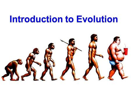 What is Evolution? In biology, evolution is the change in the inherited traits (a.k.a. genes/alleles, genotypes/phenotypes) of species (or populations.