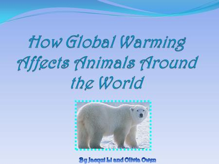 What is Global Warming? Global warming is when the earth heats up (the temperature rises). It happens when greenhouse gases trap heat and light from.