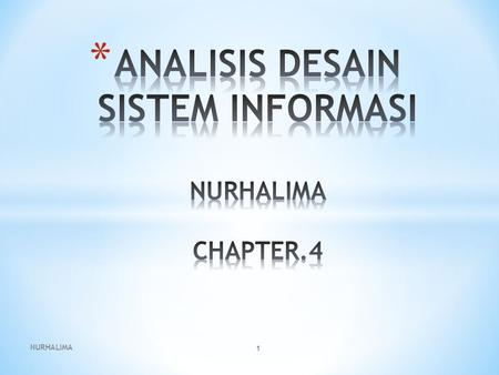NURHALIMA 1. Identify the trade-offs when using CASE Describe organizational forces for and against adoption of CASE tools Describe the role of CASE tools.