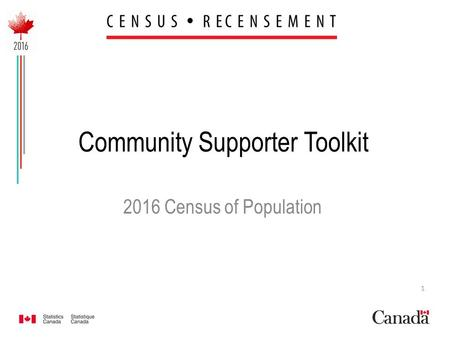Community Supporter Toolkit