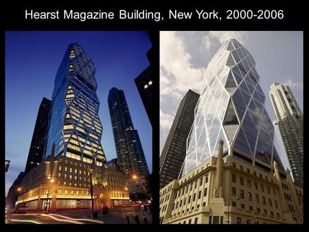 Hearst Magazine Building, New York,