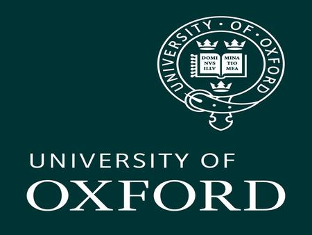 The University of Oxford is the most famous and prestigious in Britain. Oxford University has no precise date of foundation, but evolved during the.