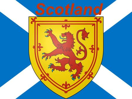 Scotland. Scotland – is a part of great Britain. Its capital is Edinburgh; its emblem is a thistle.