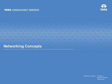 Text Networking Concepts. Text Understanding Transmission Medium.