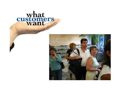 Customer vs Company Defined Standards