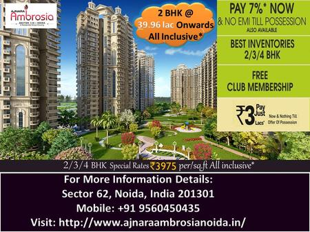 Sector 62,Noida, India 201301 Sector 62,Noida, India 201301 Mobile : +91 9560450435 Mobile : +91 9560450435 Visit: