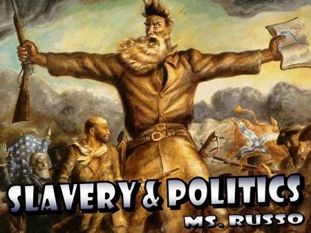 REPUBLICAN PARTY – a political party formed in the mid 1850's, majority supported the end to slavery.