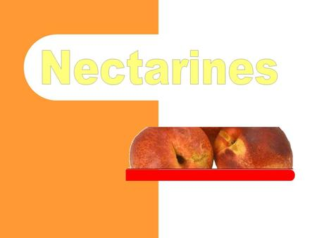 Commonly showcased side by side with peaches, nectarines are a similar, but yet different fruit. The best way to identify a peach from a nectarine is.