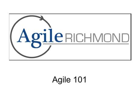 Agile 101. Feasibility Study SDLC – What is it? Systems Development Life Cycle: The most commonly used, and generally accepted, project management approach..
