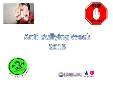 Bullying is unwanted, aggressive behaviour among school aged children or within a work place. The behaviour is repeated, or has the potential to be repeated,