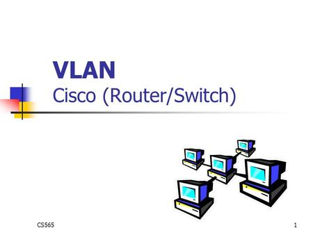 VLAN Cisco (Router/Switch)