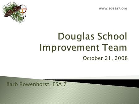 October 21, 2008 Barb Rowenhorst, ESA 7.  Debrief Achievement Series  View the final Assessment System information  Review the 7 assessment strategies.