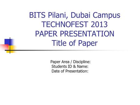 bits dissertation