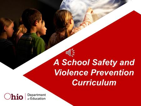 1 A School Safety and Violence Prevention Curriculum.