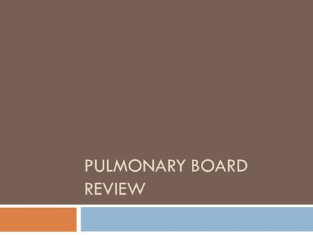 PULMONARY BOARD REVIEW.  A patient receives PFTs with results of a normal FEV1, FVC, and TLC. DLCO 140% of predicted. This patient most likely has 