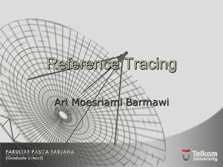Ari Moesriami Barmawi. Choosing Reference The Structure of Paper.