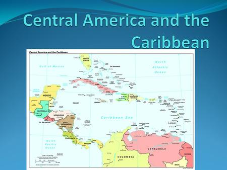 History- Central America 1. Crossroads and cultural hearth for Maya civilization.