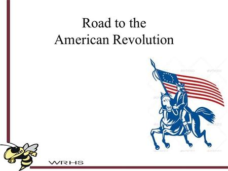 conflicts that led to the american Historical analysis of ideology in the american revolution the american revolution settler ethan allen led a revolt of preexisting local conflicts didn't.