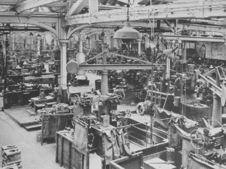 The Industrial Revolution 1865-1914 The Industrial revolution was a period of time when the American economy changed from being based nearly completely.