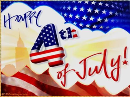 Independence Day is a national holiday in the USA. It's very important because in 1776 the United States Governament declared its independence from Britain.