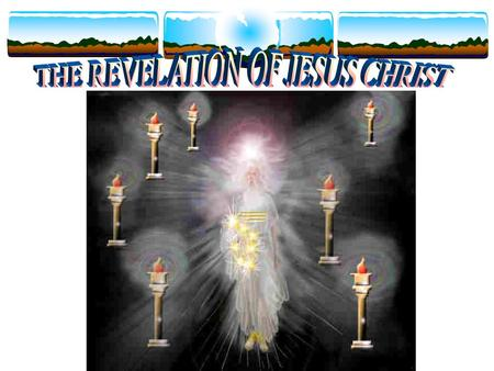 "REVELATION 2:1-7 YOUR FIRST LOVE THE FIRST OF THE - ""7 letters to the 7 Churches"""
