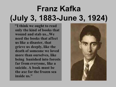 Search result for V Kafka