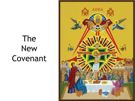 The New Covenant. Where have we got to? Premise: crisis 3 tools: idolatry, wrath, kingdom 4 areas: ecology, poverty, foreign affairs, church Now into.