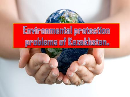 Sources and factors of man-induced environmental impacts: ► 1. Communications (railways, main motor roads oil and gas pipeline, power transmission lines,