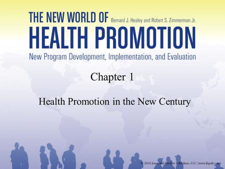 Chapter 1 Health Promotion in the New Century. Health System Problems Cost Access Health Levels Quality.