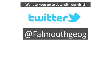 Want to keep up to date with our