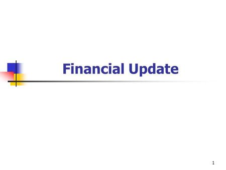 Financial Update 1. Fund Balance Projections 2015-16 Final Adopted Budget Your Role in Improving the Department's Financial Condition Questions/Answers.