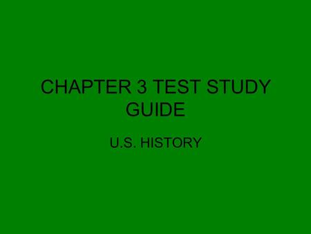 chapter 16 study guide us history There will be 16 chapters we will discuss this year {the 'chapters' section is  staar tutoring – us history 2018 - smith - shivers - burrows.