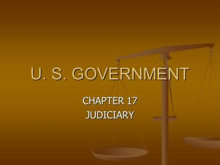 a discussion on the american democracy in the judiciary branch Unit 9 the courts: our rule of law  debate over what constitutes an independent judiciary in american government  democracy in america discussion questions.